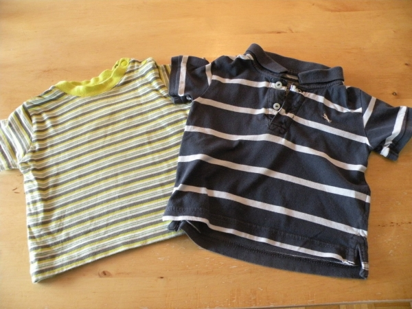 T-Shirt-Set Gr. 68