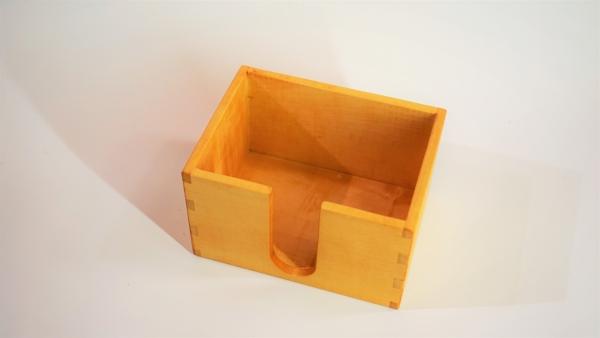 Zettelkasten für A6-Zettel