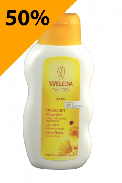 Calendula Pflegemilch