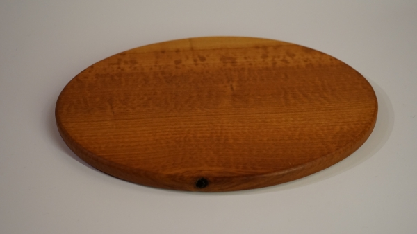 Vesperbrett oval, Kirschbaum