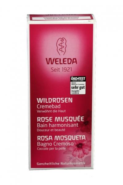 Wildrosen Cremebad