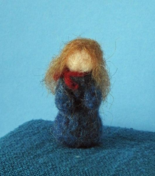 """Mini-Figur """"Greta"""""""