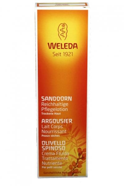 Sanddorn Pflegeöl