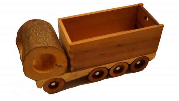Holzlaster