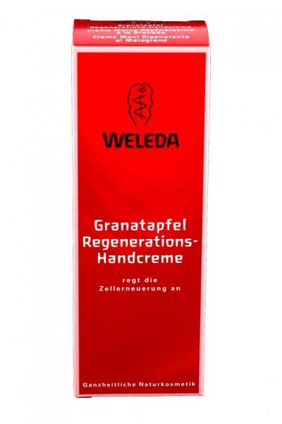 Granatapfel Regeneration Handcreme