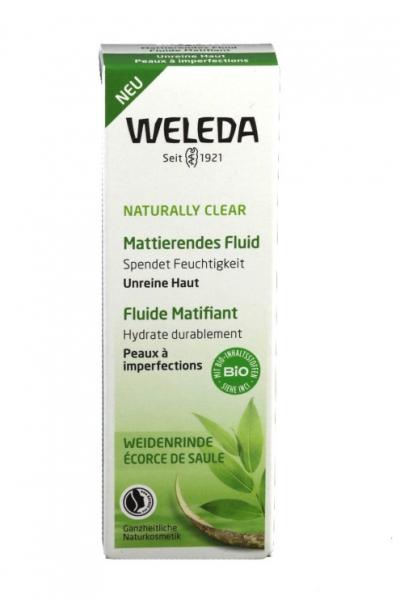 NATURALLY CLEAR Mattierendes Fluid